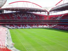 Эштадиу да Луш, Лиссабон (Estadio da Luz) Фото: coggia