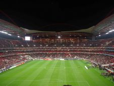 Эштадиу да Луш, Лиссабон (Estadio da Luz) Фото: Frederico Serras Gago