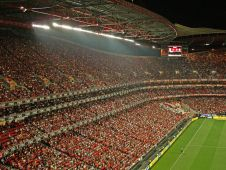 Эштадиу да Луш, Лиссабон (Estadio da Luz) Фото: alfaluis