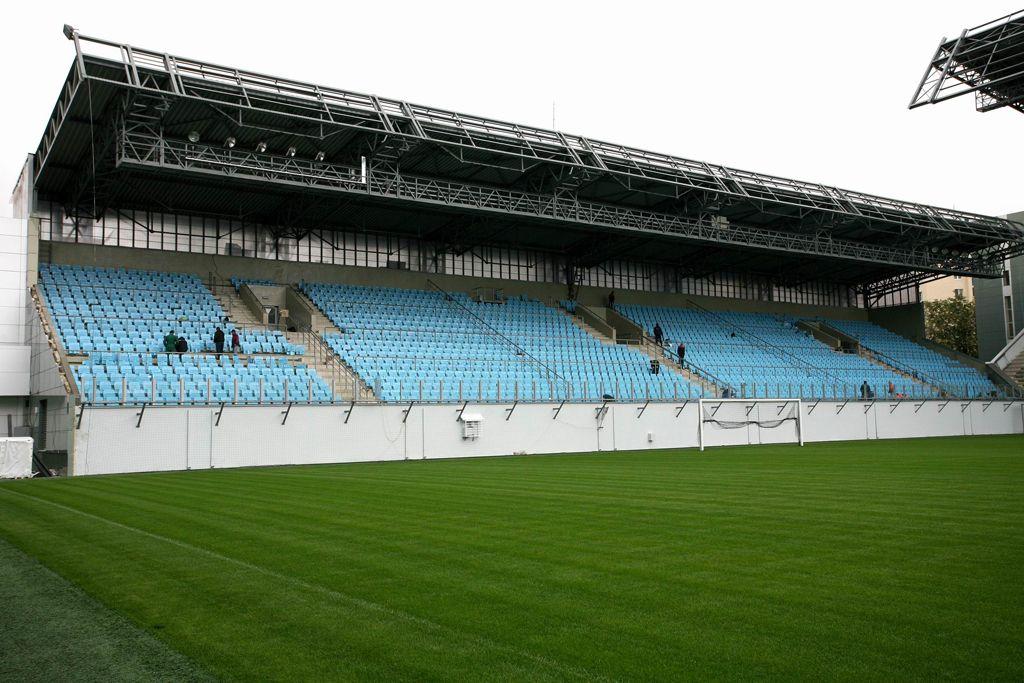 Фото стадиона «Арена Химки»