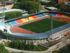 Стадион Арсенал, Тула (Arsenal Stadium Tula)