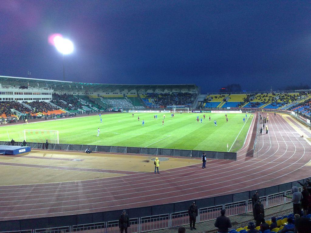 Стадион центральный казань схема 968