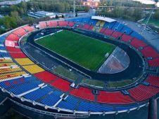 Стадион Центральный, Красноярск (Central Stadium, Krasnoyarsk)