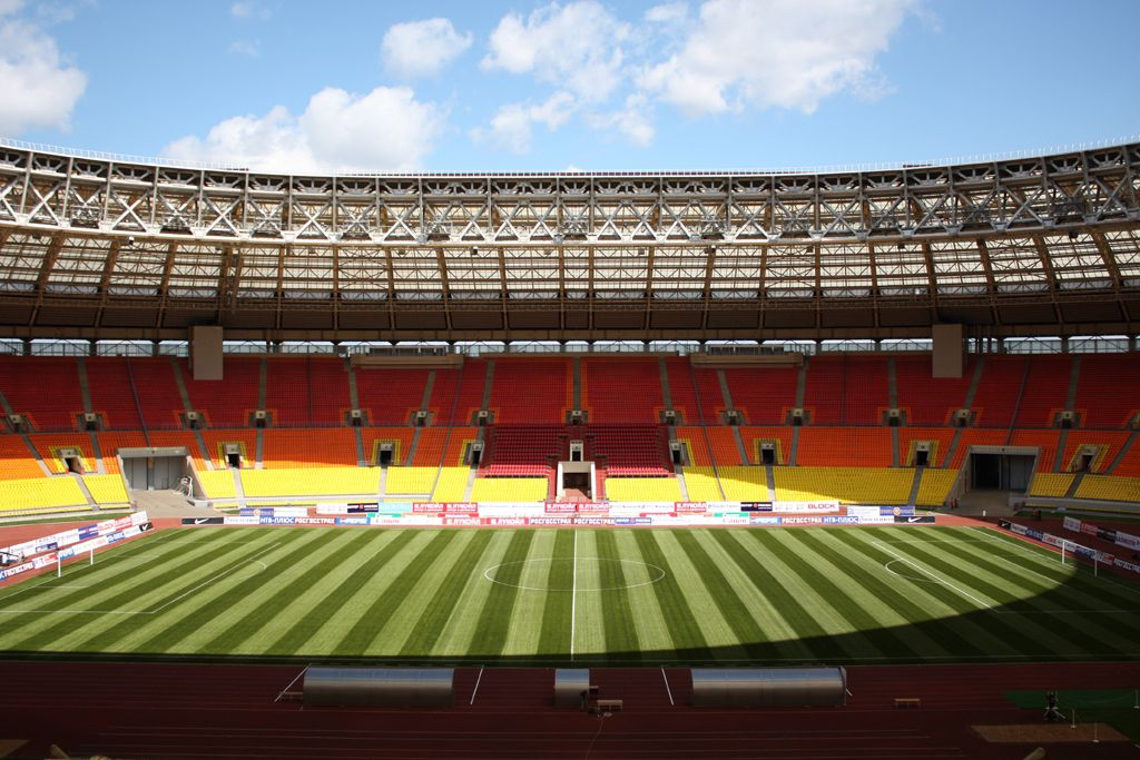 Фото стадиона Лужники
