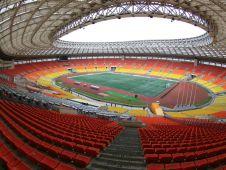 Стадион Лужники (Luzhniki Stadium)