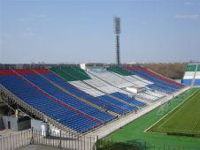 Стадион «Металлург», Самара (Metallurg stadium, Samara)