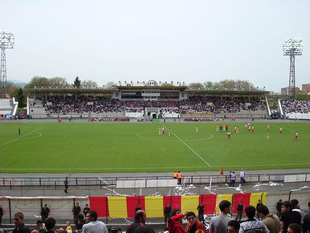 Фото стадиона спрартак во владикавказе