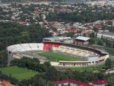 Республиканский стадион «Спартак», Владикавказ (Republican Spartak stadium)