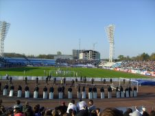 Стадион Шинник (Shinnik Stadium)