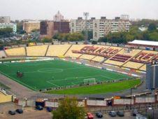 Стадион Звезда, Пермь (Zvezda Stadium)