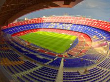 Стадион Камп Ноу (Camp Nou stadium)