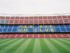 Стадион Камп Ноу (Camp Nou stadium) Фото: Srono