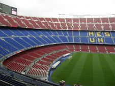 Стадион Камп Ноу (Camp Nou stadium) Фото: DM brothers