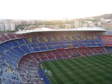 Стадион Камп Ноу (Camp Nou stadium) Фото: wagnerthomas