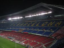 Стадион Камп Ноу (Camp Nou stadium) Фото: marry457