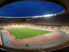 Олимпийский стадион в Севильи (Estadio Olimpico de Sevilla)