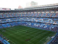 Стадион Сантьяго Бернабеу (Santiago Bernabeu)