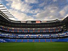 Схема стадиона сантьяго бернабеу