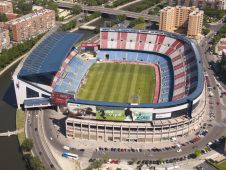 Стадион Висенте Кальдерон (Vicente Calderon Stadium)