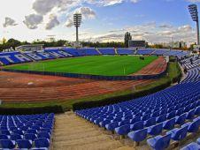 Фото Стадион Локомотив, Симферополь (Lokomotiv stadium)