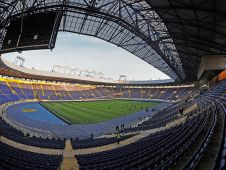 Стадион Металлист (Metalist Stadium)