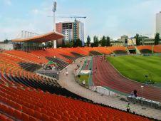 Фото Стадион Олимпийский, Донецк (RSK Olimpiyskiy)