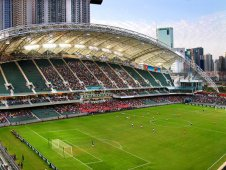 Стадион «Гонконг» (Hong Kong stadium)     Фото: Ken Danks