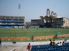 Стадион DY Patil (DY Patil Stadium)     Фото: yogeshmirage