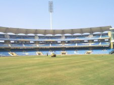 Стадион DY Patil (DY Patil Stadium)     Фото: Girish Nair