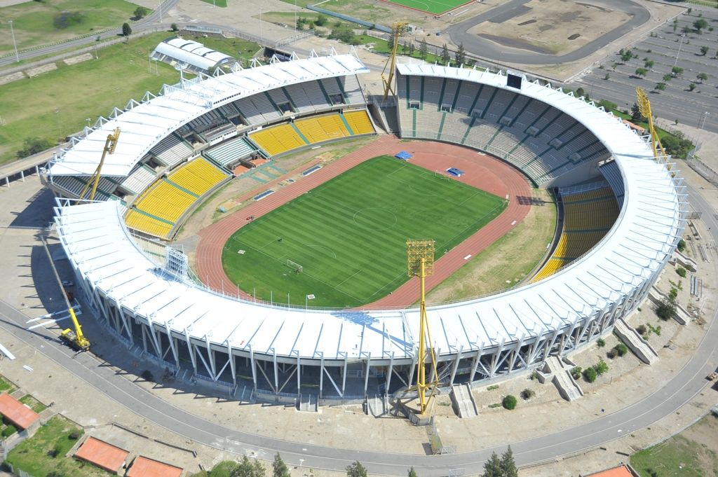 Эстадио Марио Альберто Кемпес», Кордова (Estadio Mario Alberto Kempes) -  Стадионы мира