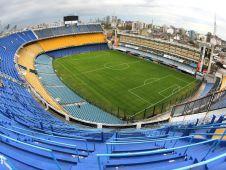 Фото стадиона Бомбонера, Буэнос-Айрес (La Bombonera)