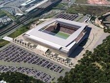 Фото-2 «Арена Коринтианс», Сан-Паулу (Arena Corinthians)