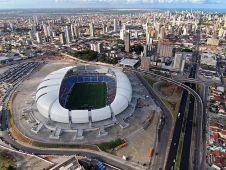 Фото-2 Стадиона Арена дас Дунас, Лагоа-Нова (Arena das Dunas)