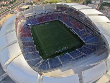 Фото Стадион Арена дас Дунас, Лагоа-Нова (Arena das Dunas)