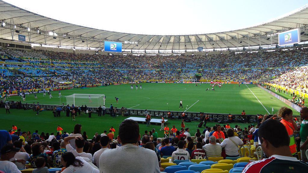 фото стадиона маракана в рио де жанейро отличается