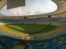 Фото-2 стадиона Маракана, Рио-де-Жанейро (Estadio do Maracana)