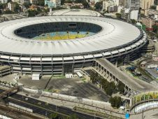 Фото стадиона Маракана, Рио-де-Жанейро (Estadio do Maracana)