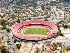 Фото стадиона Морумби, Сан-Паулу (Estadio do Morumbi)