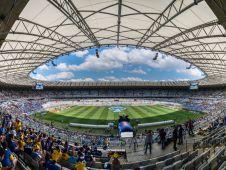 Стадион «Минейран», Белу-Оризонти (Estadio Mineirão)