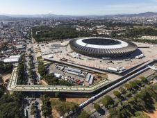 Фото-2 Стадион Минейран, Белу-Оризонти (Estadio Mineirao)