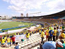 Фото Стадион Серра Доурада, Гояния (Estádio Serra Dourada)
