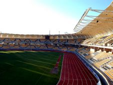 Стадион Мунисипал Франсиско Санчес Руморосо, Кокимбо (Estadio Municipal Francisco Sanchez Rumoroso) Фото: Manuel Paredes