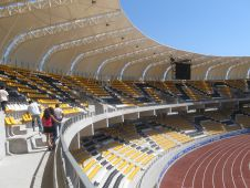 Стадион Мунисипал Франсиско Санчес Руморосо, Кокимбо (Estadio Municipal Francisco Sanchez Rumoroso) Фото: ROH's