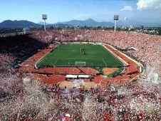Фото Национального стадиона Хулио Мартинес Праданос, Сантьяго (Estadio Nacional Julio Martínez Pradanos)