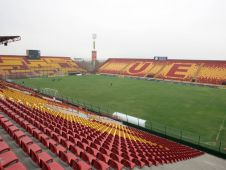 Стадион Санта–Лаура, Сантьяго (Estadio Santa Laura) Фото 03