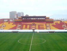 Стадион Санта–Лаура, Сантьяго (Estadio Santa Laura) Фото: Carlos yo